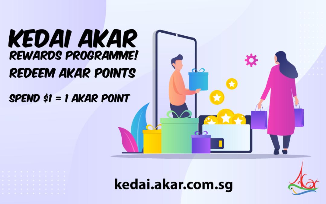 Rewards Programme as Akar Education Turns 3!